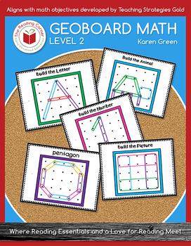 Level 2 Geoboard Math