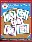 Level 2 Geoboard Math