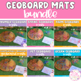 Geoboard Mats BUNDLE