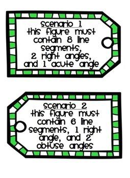 Polygon Geoboard Task Cards