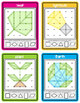 Geoboard Task Cards & Activity Mats: Earth Day