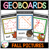 Geoboard Templates: Fall Pictures