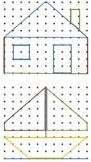 Geoboard templates