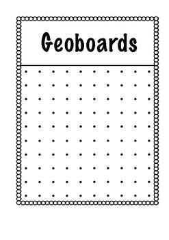 Geoboards