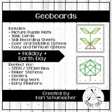 Geoboards - Holiday - Earth Day