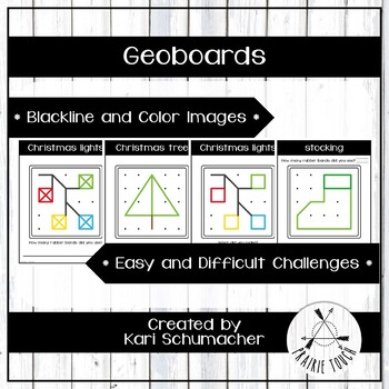 Geoboards - Math - Shapes