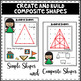 Geoboards Shapes Activity Puzzle Mats ~  Making Shapes out of Shapes