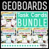 Geoboards Task Cards Bundle