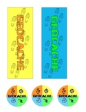 Geocache Party Printables  Geocaching