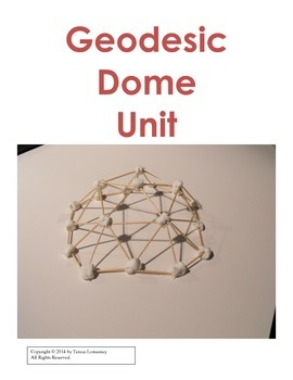 Gifted Education Lesson Plans Geodesic Dome Project Cross-Curricular