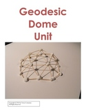 Gifted Education Lesson Plans Geodesic Dome Project Cross-