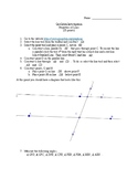 Geogebra Investigation Geometry Angle Type (Alternate Ext,