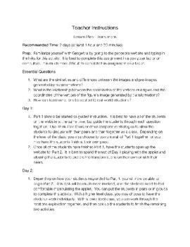 Transformations Review - Geogebra Lab Activity