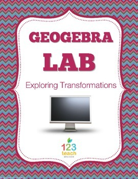 Transformations Review - Geogebra Lab Activity