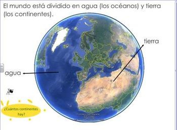 Geografía: ¿Cómo es mi mundo?