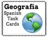 Geografía Task Cards