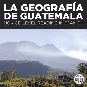 Reading Activity: La Geogra... by The Comprehensible Classroom by ...