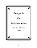 Geografia de Latino America