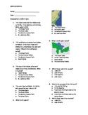 Geographial Land Form Quiz