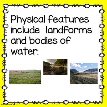 Geographic Characteristics