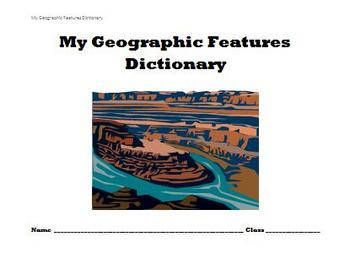 Geographic Features Project and Power Point Presentation