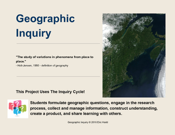 Geographic Inquiry