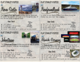Geographic Landmark STEAM Task Cards