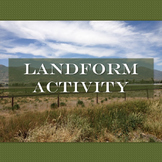 Geographic Landform Activity