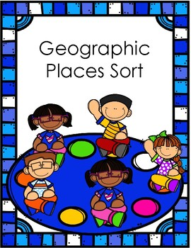 Geographic Places Capitalization Cut and Paste