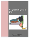 Geographic Regions of NYS Lesson Plan