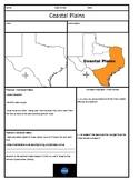 Geographic Regions of Texas - Coastal Plains