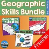 Geographic Skills Freebie