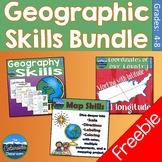 Geographic Skills Freebie