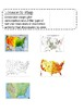 Geographic Tools Interactive Notebook (Notes/Images)