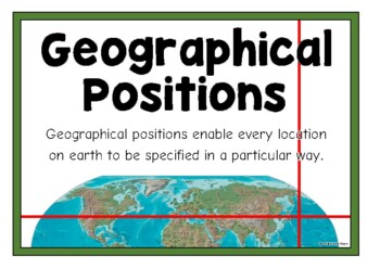 Geographical Positions
