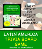 Latin America Board Game