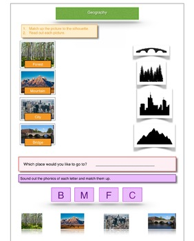 K Geography - Introduction to Geography