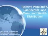 World Population Demographics Activity