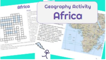 Geography Activity- Africa