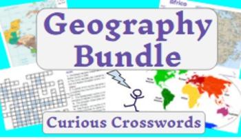 Geography Activity- Bundle