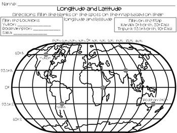 Geography Activity Bundle