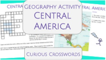 Geography Activity- Central America