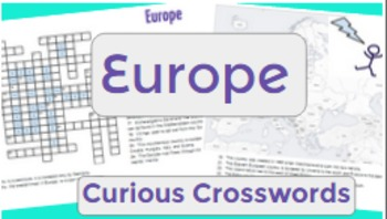 Geography Activity- Europe