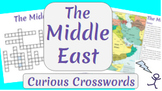 Geography Activity- The Middle East