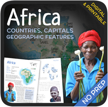 Geography - Africa