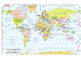 Geography Alive: Chapter 1 & 2 Review packet including English terms