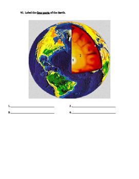 Geography Alive: Chapter 1 Quiz