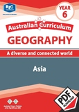 Geography: Asia – Year 6