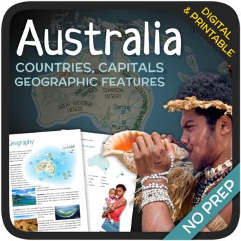 Geography - Australia & Oceania