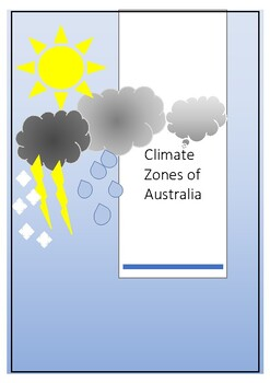 Geography Australian Climate Zones Vocabulary and World Climate Zones.
